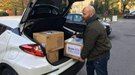 CooXazione a Monza: banchetti e consegne nel mese di Novembre