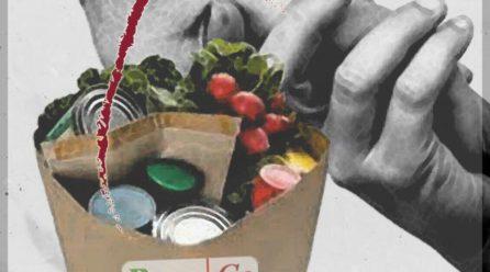 Cooxazione – distribuzione pacchi alimentari per le famiglie in difficoltà