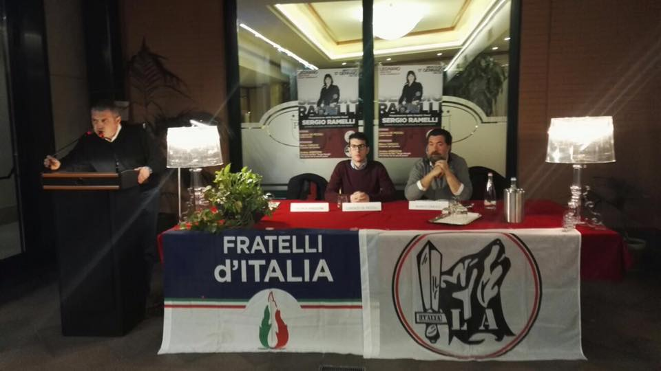 """A Legnano con """"Sergio Ramelli, quando uccidere un fascista non è reato"""""""