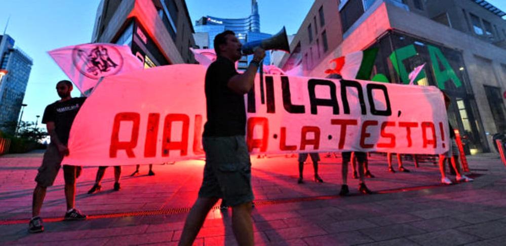 LEALTA' AZIONE: SICUREZZA IN CORSO COMO
