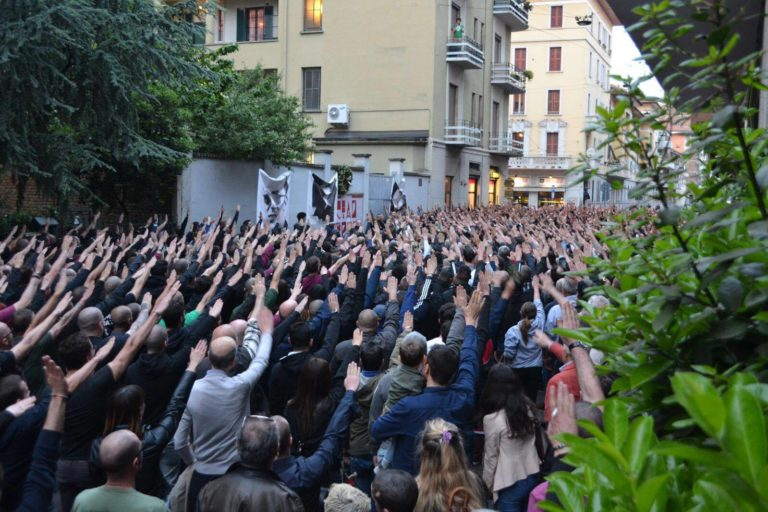 29 Aprile 2018: Milano ricorda Sergio Ramelli