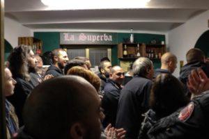 Inaugurazione della sede di Genova