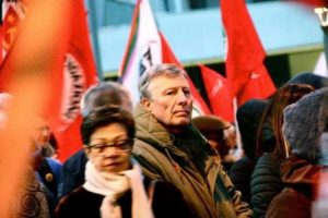 Antifascisti invocano interventi della magistratura e poi sfilano con gli assassini di magistrati