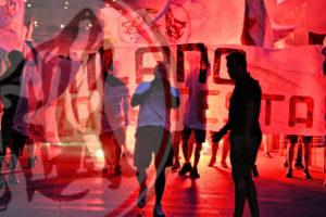 Comunicato: nessuna partecipazione a manifestazione ultras