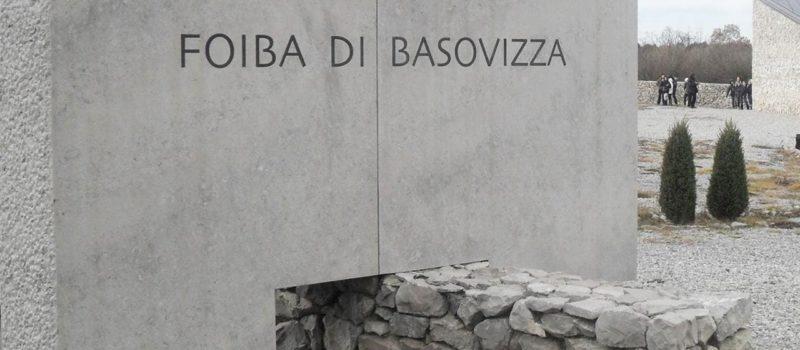 FEDErAZIONE ricorda i martiri delle foibe