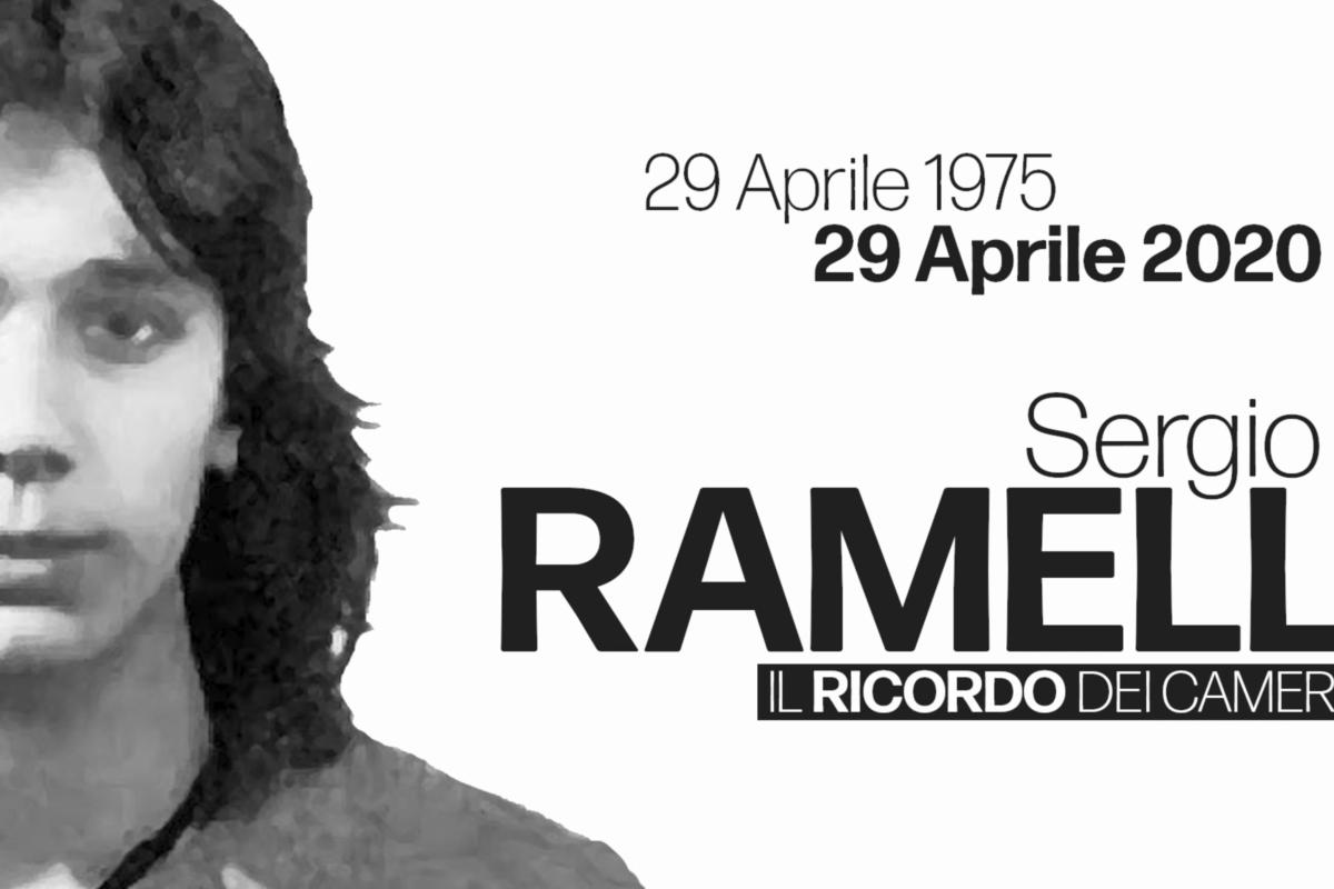 29 aprile 1975 – 29 aprile 2020: nel nome di Sergio
